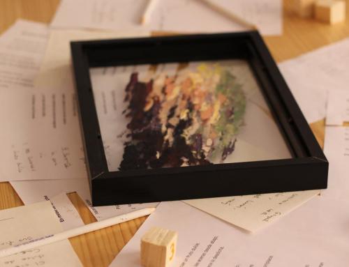 Versos al óleo: un diálogo entre la poesía y la pintura
