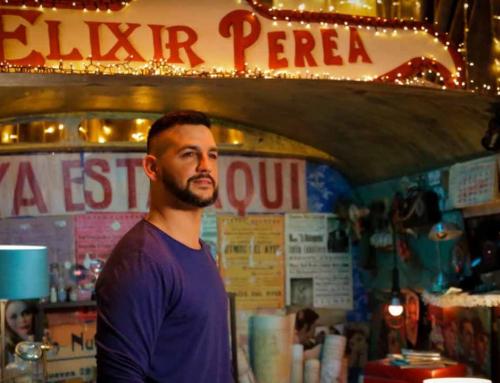 Fran Perea: «Tuve la necesidad de hacer un homenaje a los músicos que hacen que nuestra vida mejore»
