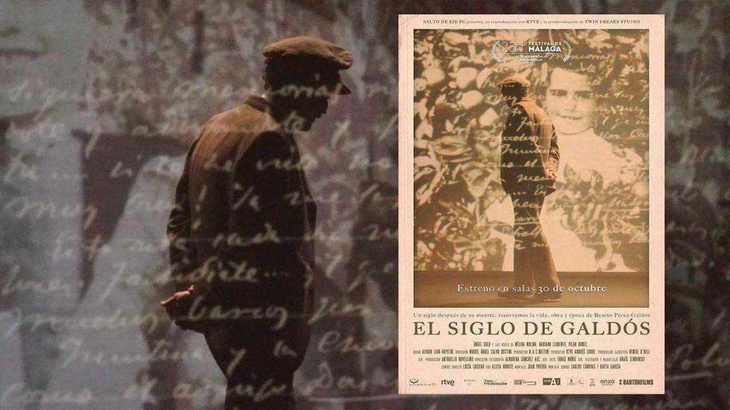 Mejores documentales El siglo de Galdós