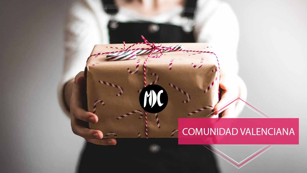 regalos, Ideas para el regalo perfecto en Comunidad Valenciana