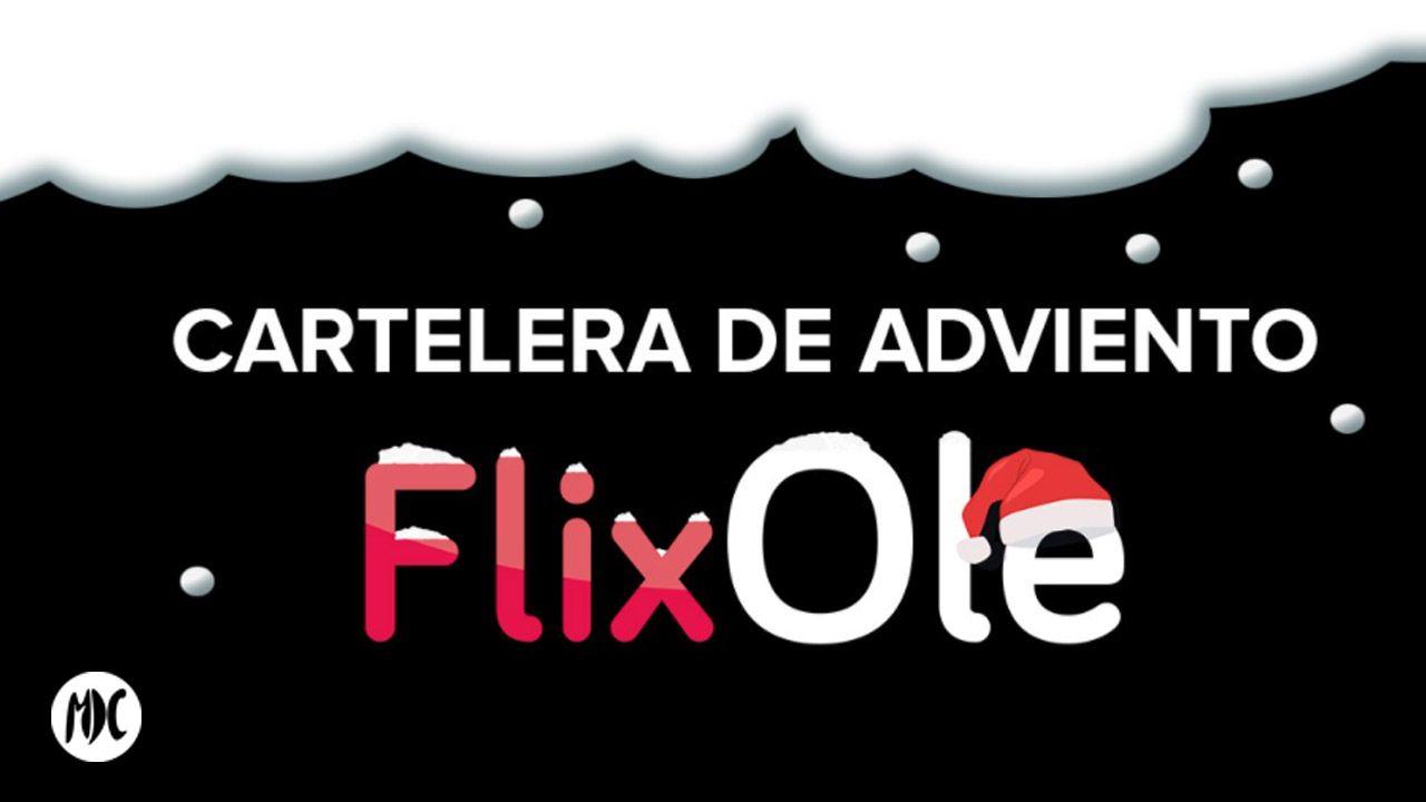 FlixOlé, Cartelera de adviento cinéfilo de la mano de FlixOlé