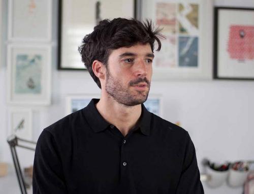 Fran Parreño, un dibujante apasionado esencialmente ante el reto de dibujar