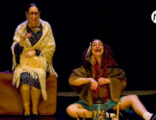 Las Princesas del Pacífico: humor y extravagancia en el Teatro del Barrio