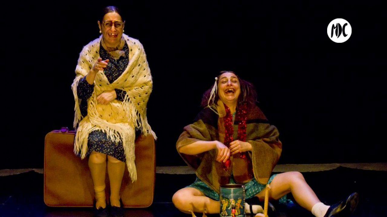 Las princesas del Pacífico, Las Princesas del Pacífico: humor y extravagancia en el Teatro del Barrio