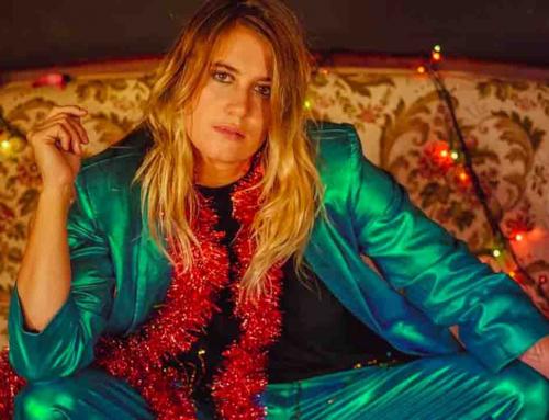 Rocío Saíz estrena versión navideña de Last Christmas