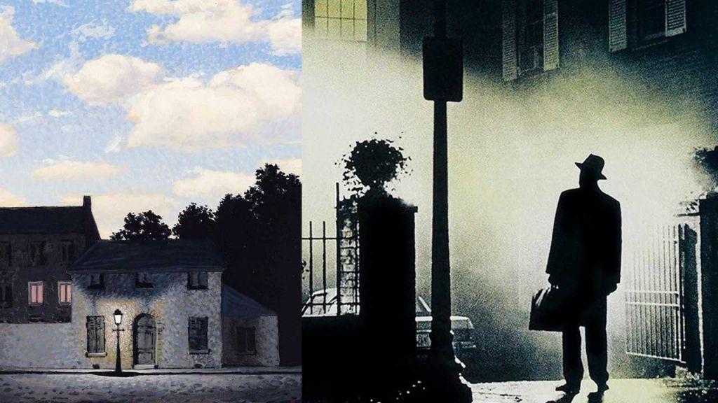 Surrealsimo y cine El exorcista
