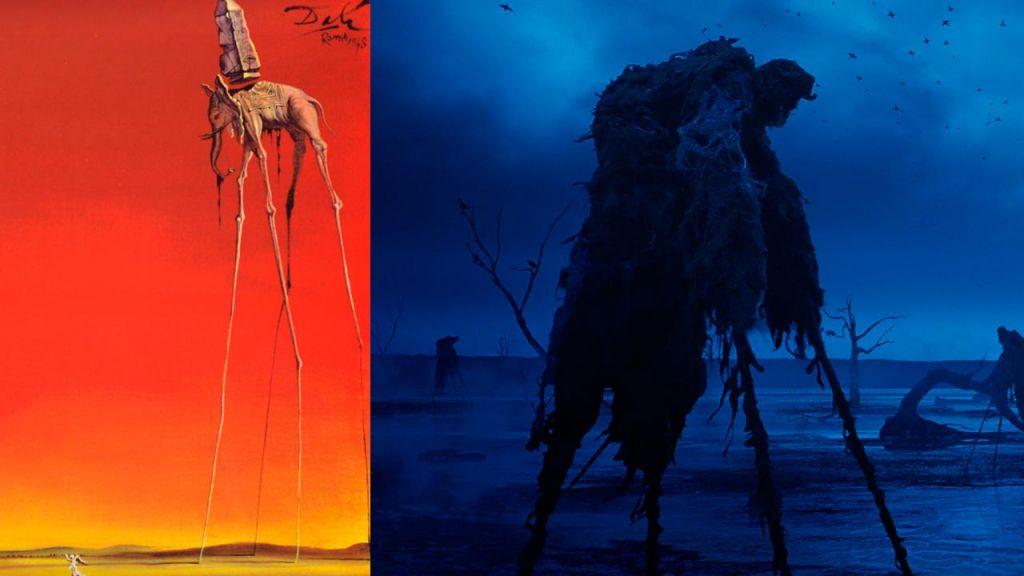 Dalí y Mad Max