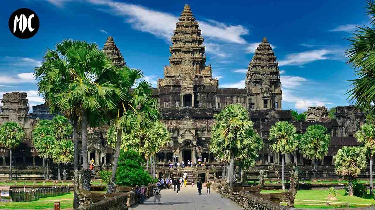 Viajar a Camboya visado