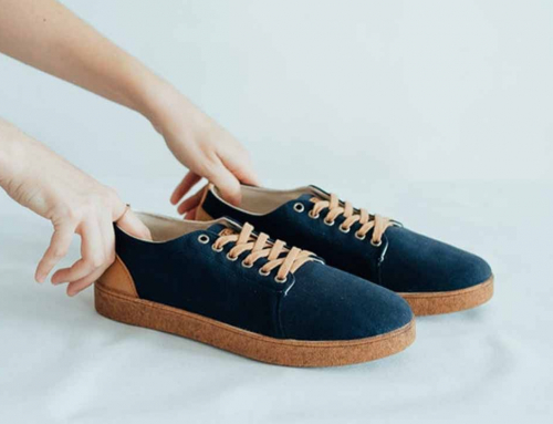 NoTime, las zapatillas sostenibles hechas con material reciclado