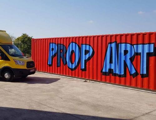 Prop Art, un universo de atrezzo al alcance de todos