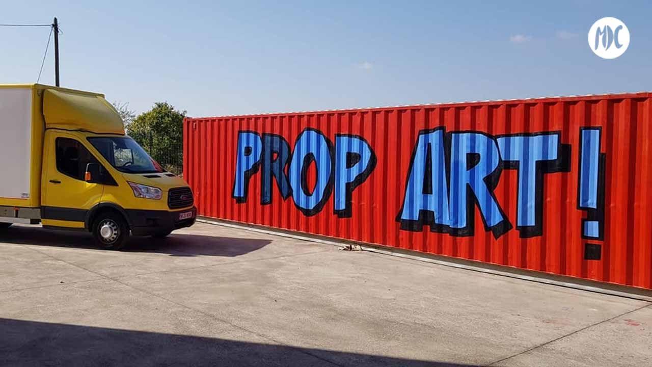Prop Art