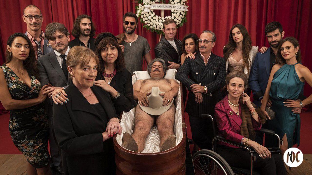 Deudas, Ana Verónica Schultz protagoniza Deudas: «Es una comedia que viene a romperlo todo»