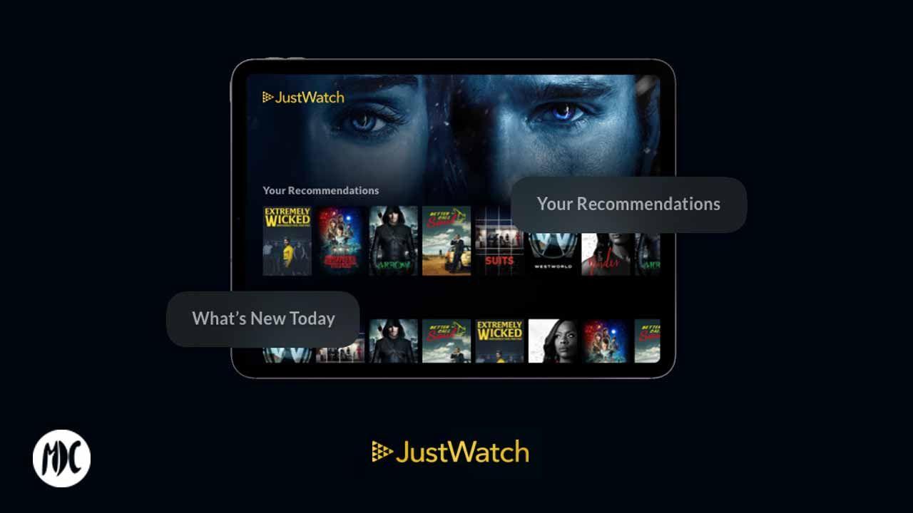 JustWatch, JustWatch te dice dónde ver las series y películas que estás buscando