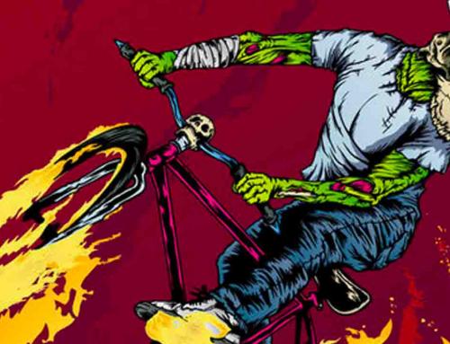 Marcos Cabrera, zombies y monstruos ilustrados