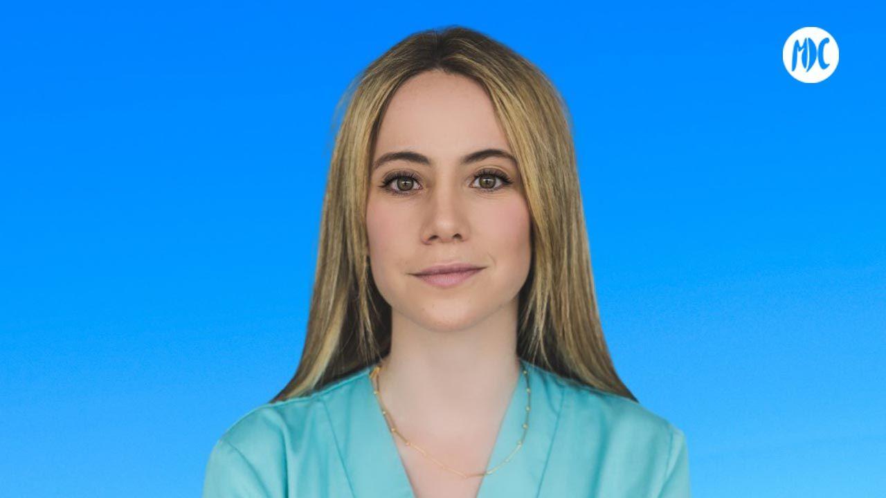 Esther Gómez mi enfermera favorita
