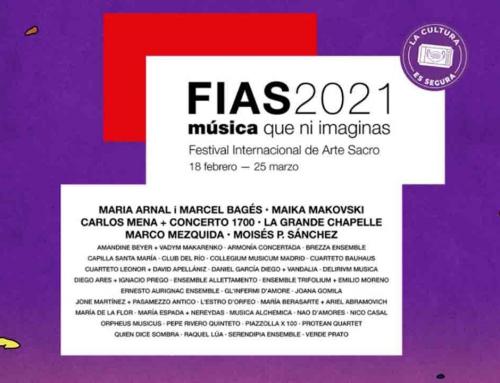 FIAS 2021, el Festival Internacional de Arte Sacro vuelve a Madrid