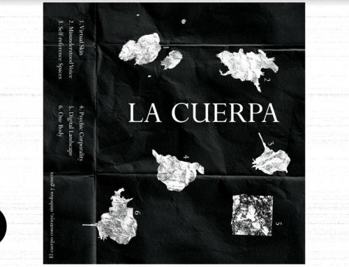 La Cuerpa: el EP que experimenta con sonidos del propio cuerpo