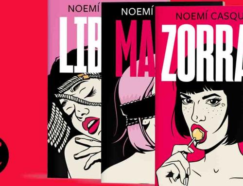 Una trilogía erótica de Noemí Casquet para San Solterín