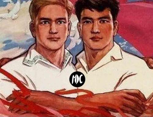 """Homoerotismo y propaganda comunista: representaciones """"sutiles"""" de una utopía gay"""