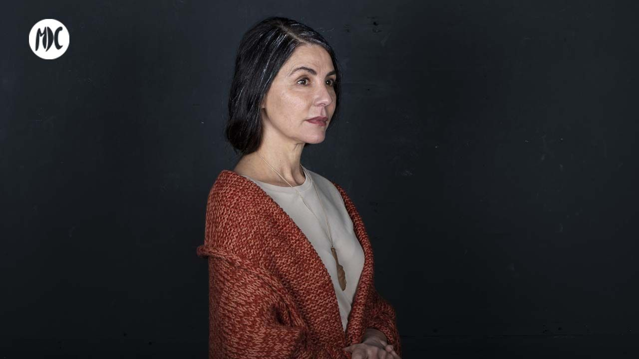Ana Fernández en El Grito. Fotografía Xavi Vilanova.