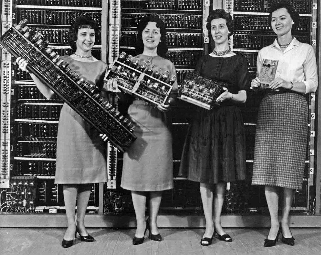 Las programadoras de ENIIAC