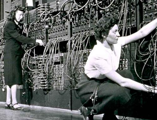 Top Secret Rosies: las programadoras del ENIAC que hicieron historia