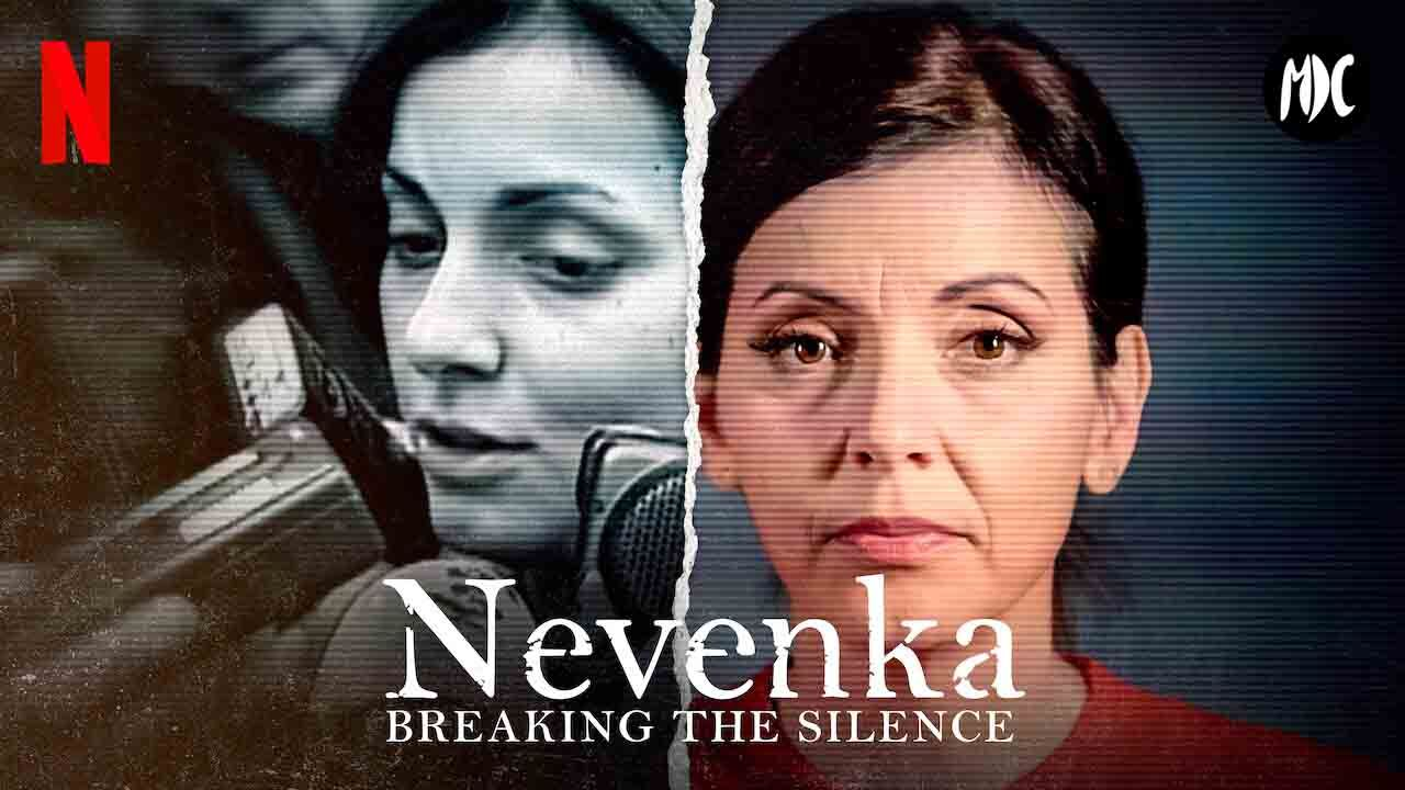 Nevenka documental portada