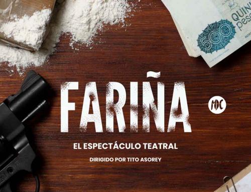Tito Asorey dirige Fariña: «La producción gallega está viviendo un momento muy dulce del teatro»