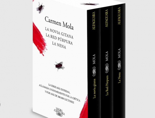 La novia gitana, una trilogía literaria extrema