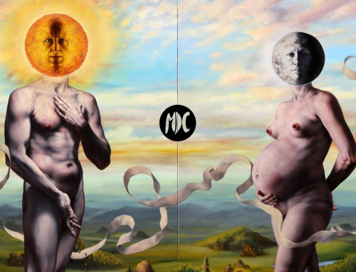 Gabriel Grun, pintor: «Los curadores deberían escuchar el sentido común de la gente»