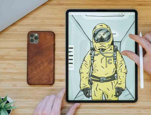 ¿Qué apps deberías tener en tu iPad si te dedicas al diseño?