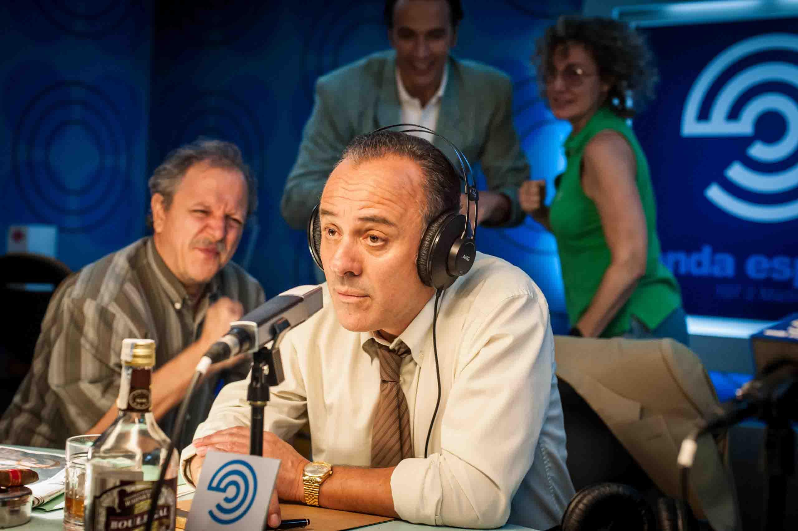 Javier Gutiérrez en Reyes de la noche