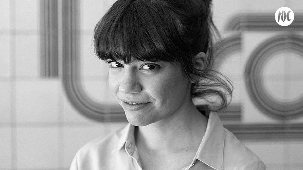 Elisa Victoria. Fotografía Cecilia Díaz.