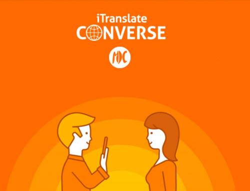 Rompiendo las barreras del idioma: iTraslate Converse