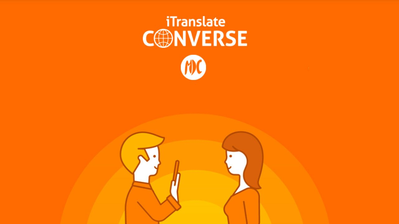 itraslate converse