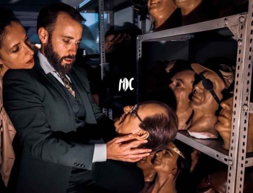 Fenómenos extraños en el Museo de cera de Madrid: Una noche de mentalismo con Pablo Raijenstein