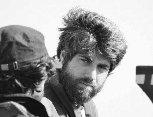 Miguel Mejías, director de La viajante: «La película pretende ser una oda a la soledad»