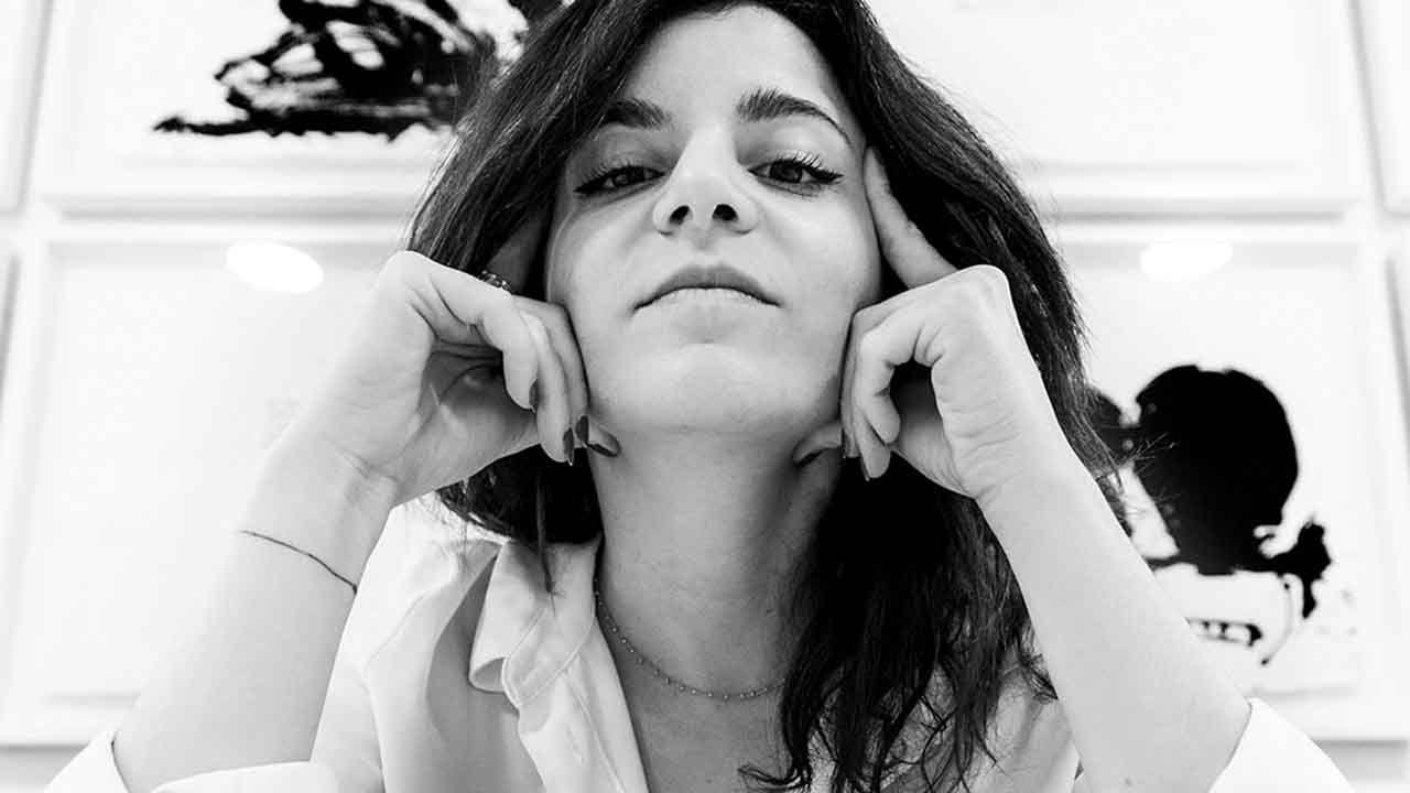 Ana Iris Simón. Fotografía: Jeosm