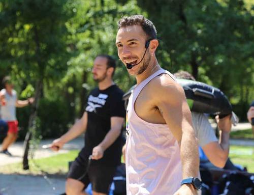 Fabri Orlandi, entrenador personal para la Comunidad LGTBI+ y partner de Urban Sports Club