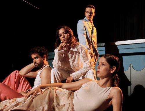 Georgina Amorós se estrena en teatro con La gaviota: «Es revolucionario hacer lo que te da la gana»
