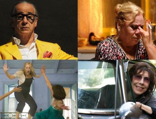 La representación de los mayores en el cine: personajes que rompen estereotipos