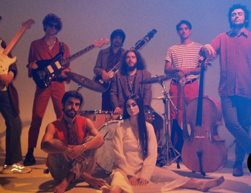 Hablamos con Naked Family, el grupo que trae de vuelta el funk de los setenta