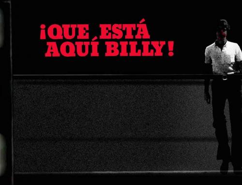 'Billy': relato de un país en el que los torturadores, como los dictadores, mueren en la cama