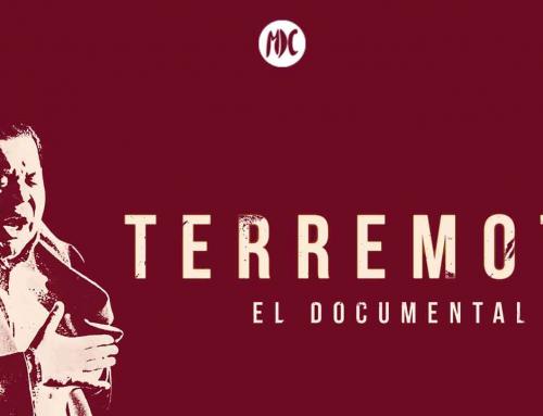 TERREMOTO, un documental de Álvaro Mayoral