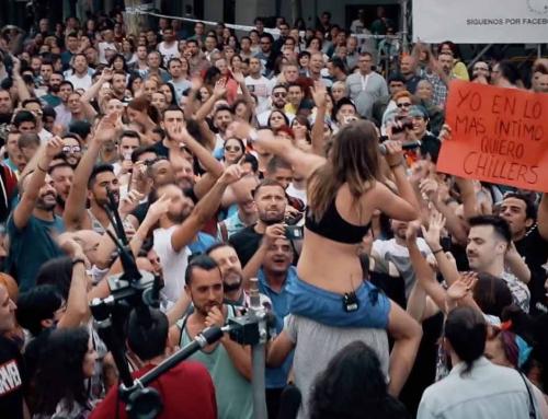 Falta menos de un mes para corear en las salas de cine, se estrena La revolución bailando